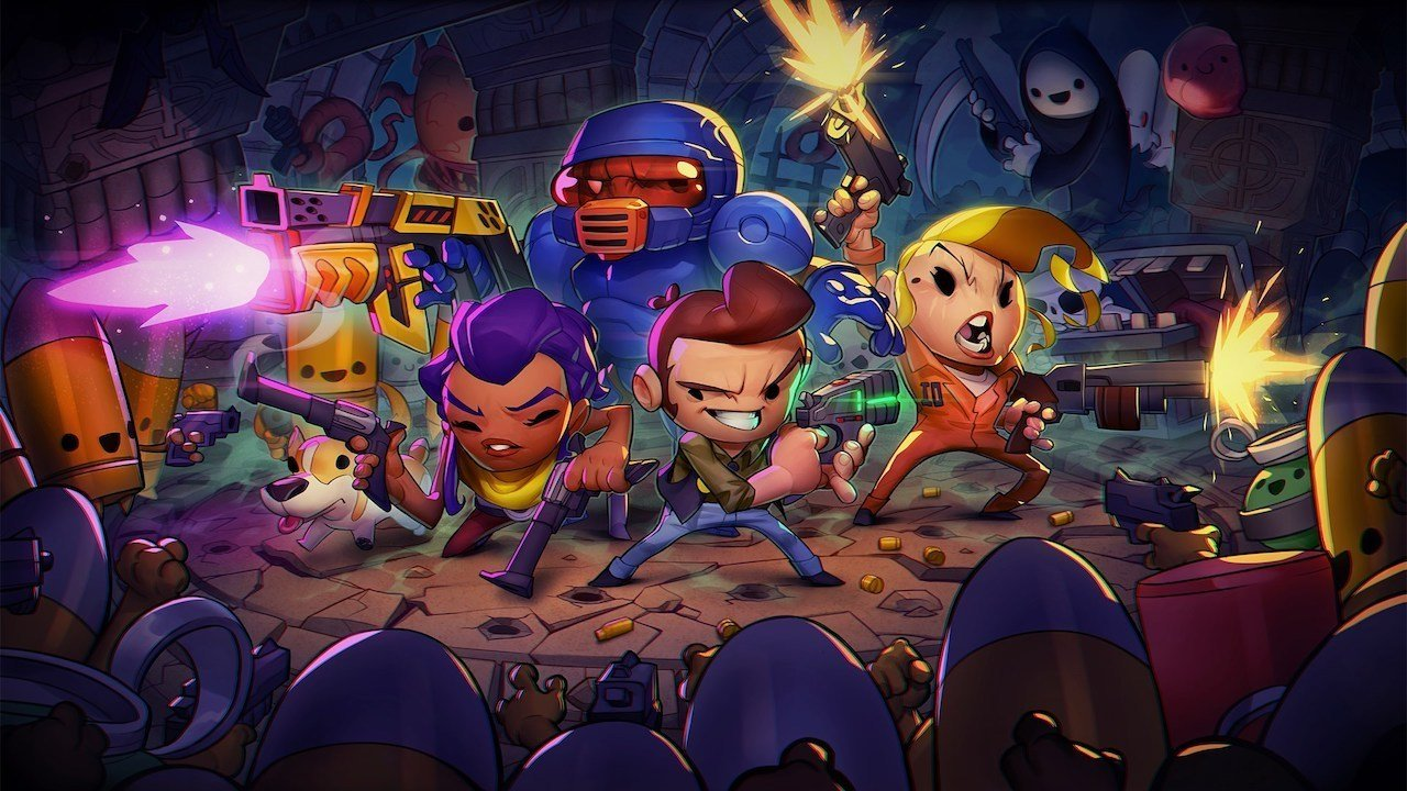 Enter The Gungeon Review (Nintendo Switch)