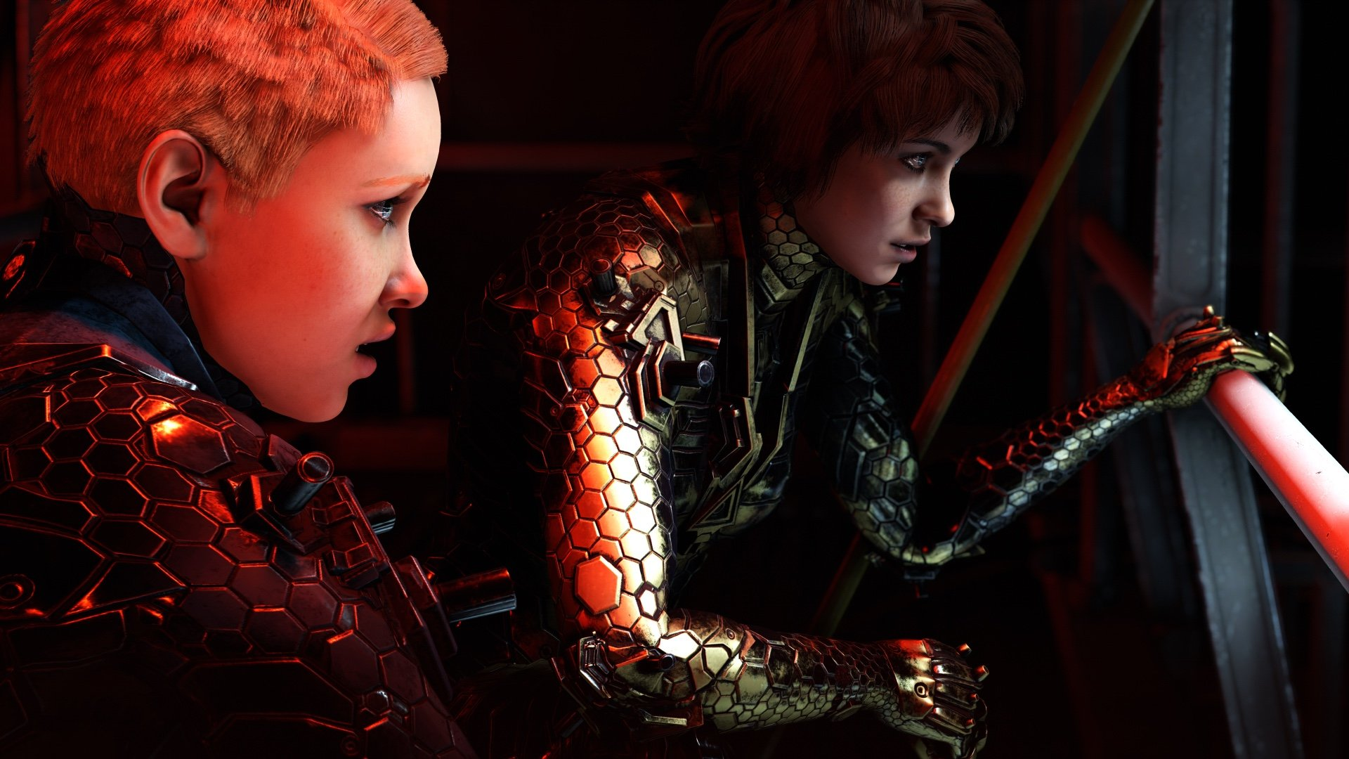 Wolfenstein: Youngblood - sisters