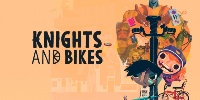 Knights and Bikes Logo