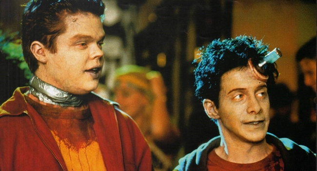 Upcoming Idle Hands Blu-Ray To Get New Cast Commentary And More