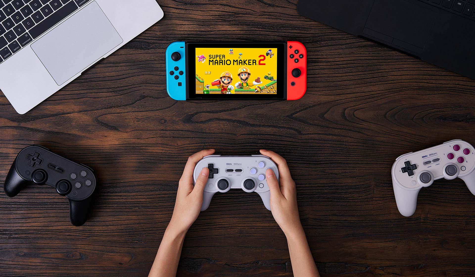 SN30 Pro+ Controller Review - The Best Third-Party Controller On Switch