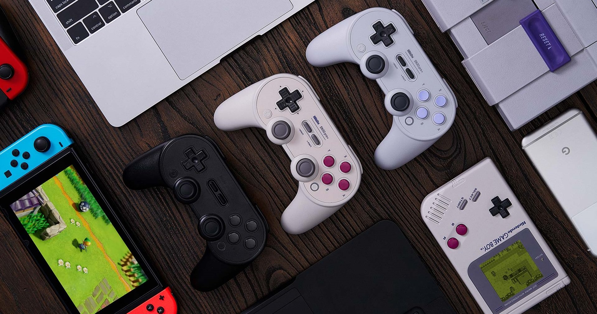 SN30 Pro+ Controller Review - The Best Third-Party