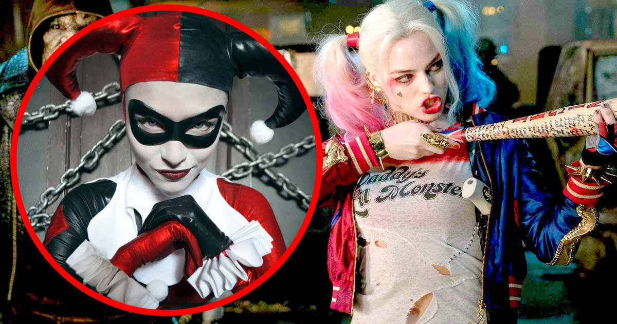 Harley Quinn Will Get To Wear Her Jester Costume In Birds Of