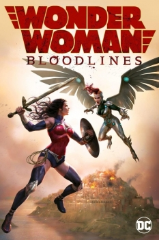 Wonder Woman: Bloodlines Voice Cast, Synopsis And Artwork Revealed