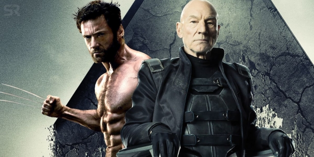 X-Men-Wolverine-and-Professor-Xavier