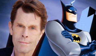 Crisis On Infinite Earths Photos Reveal First Look At Kevin Conroy's Batman