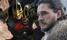 Marvel Developing Excalibur Movie Featuring Kit Harington's Black Knight
