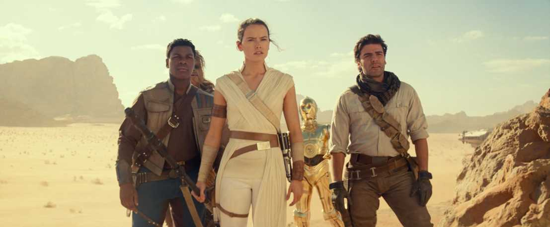 Star Wars: The Rise Of Skywalker Set For Major Reshoots As Things Aren't Looking Good