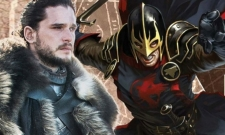 Kit Harington Teases His Role As Black Knight In The Eternals