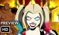 New Harley Quinn Promo Reveals The Joker's Laugh And Fresh Footage