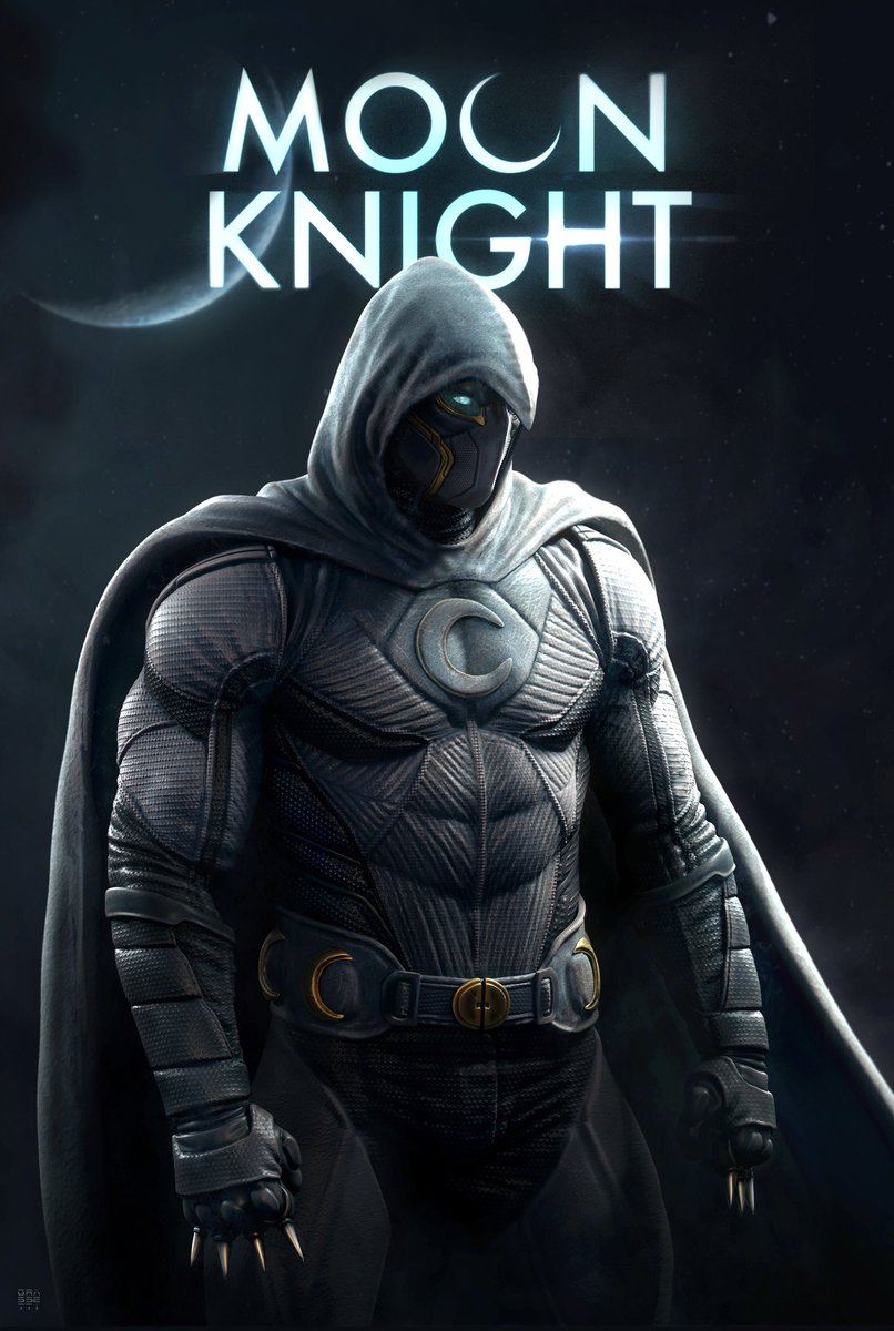 Image result for moon knight disney +