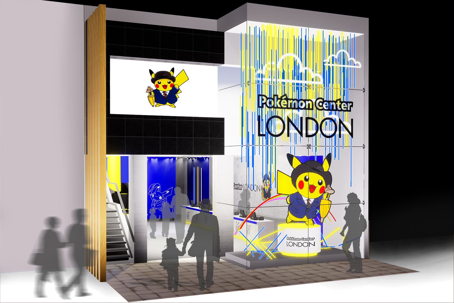 Pop-up Pokémon Center heading to London this October