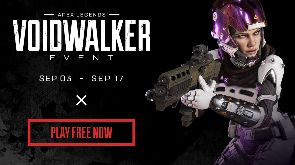 Apex Legends next limited time event, Voidwalker, kicks off this week