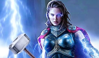 Watch: Natalie Portman Becomes Thor In Love And Thunder Fan Trailer