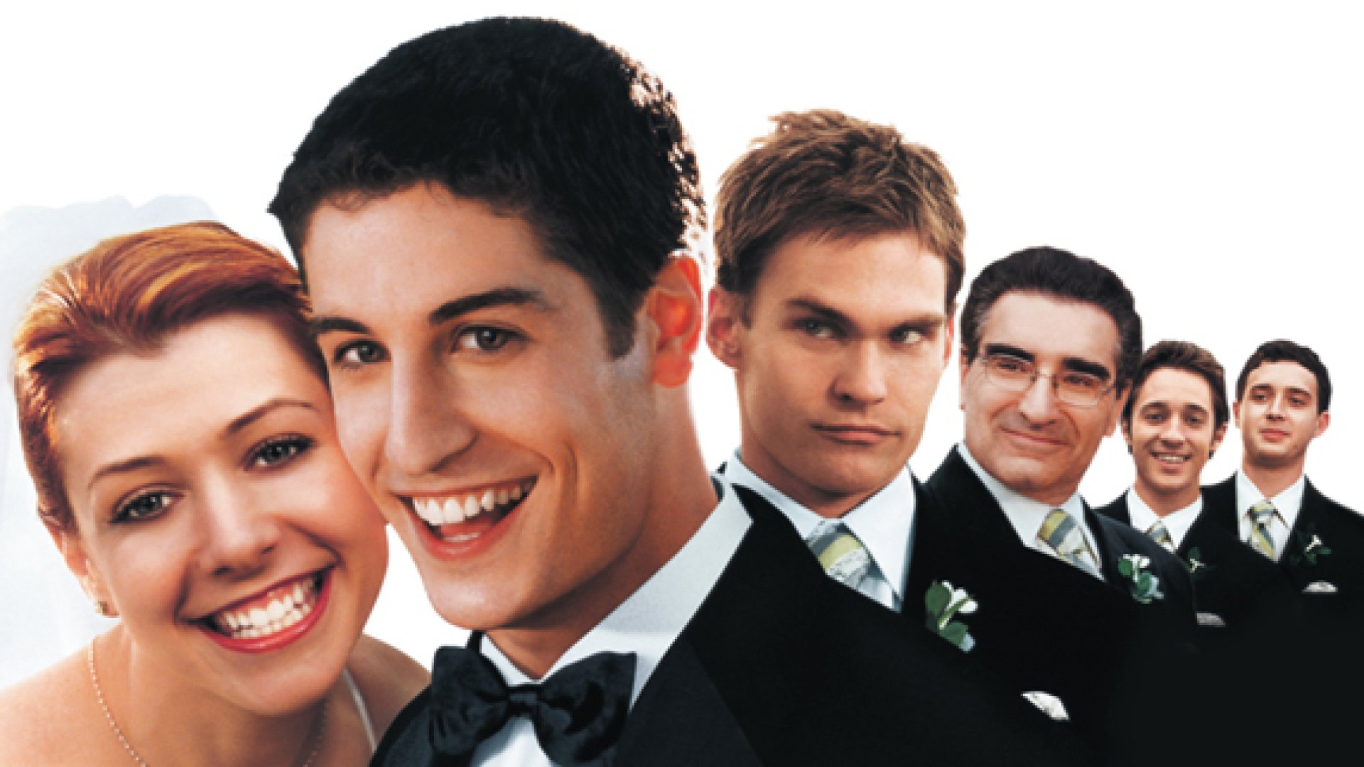 American Pie The Next Generation american pie stars jason biggs and shannon elizabeth are