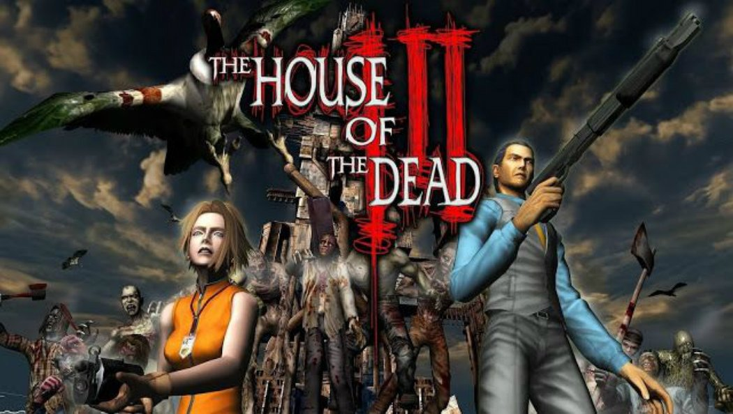 Sega S House Of The Dead Games Are Getting New Remakes