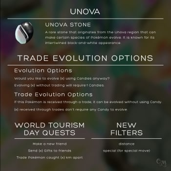 Trade Evolutions Might Be Coming To Pokémon Go