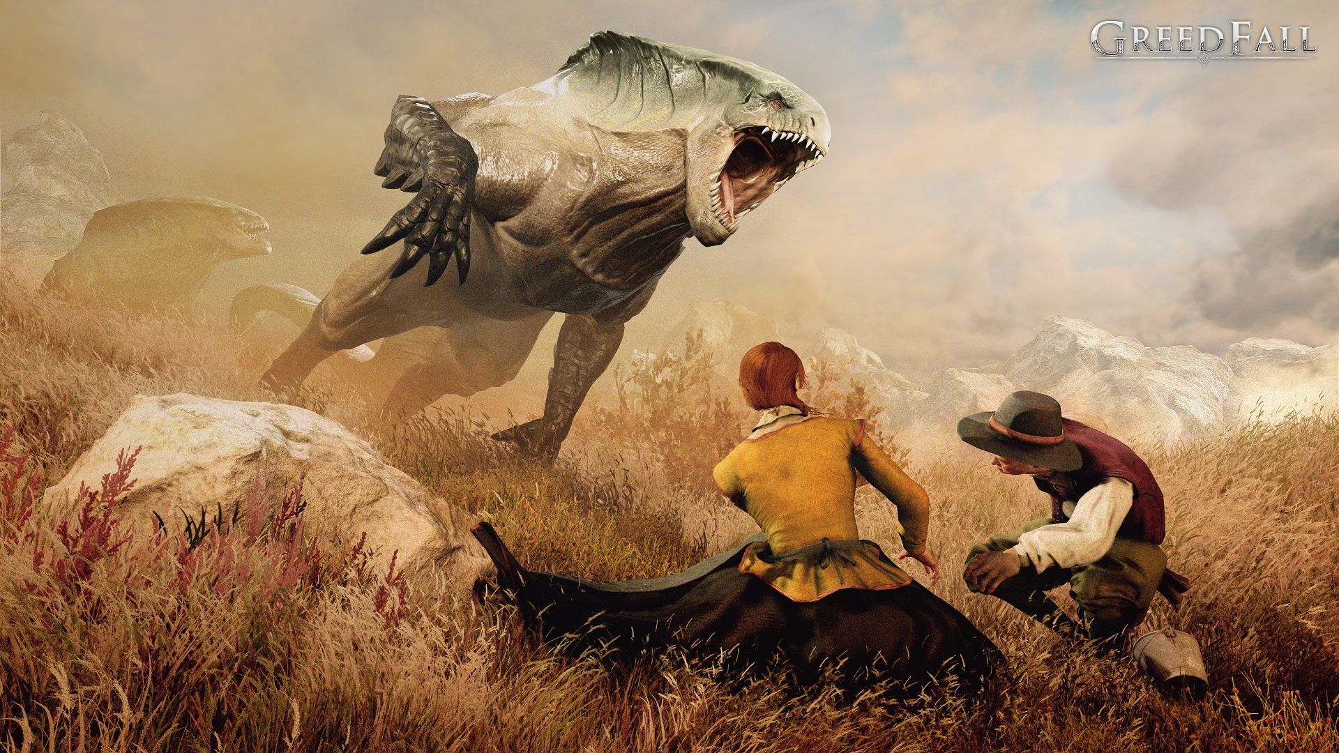 GreedFall Monster