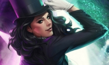The Witcher Star Reportedly Being Eyed For DCEU's Zatanna