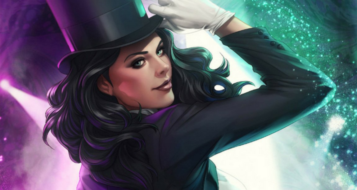 Game Of Thrones Star Reportedly Top Choice For DCEU's Zatanna