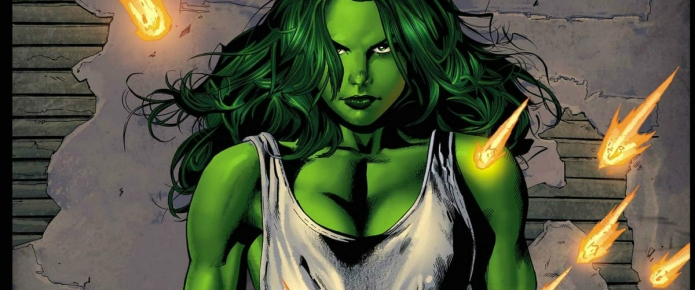 New Fan Art Shows How The Mandalorian Star Could Look As She-Hulk