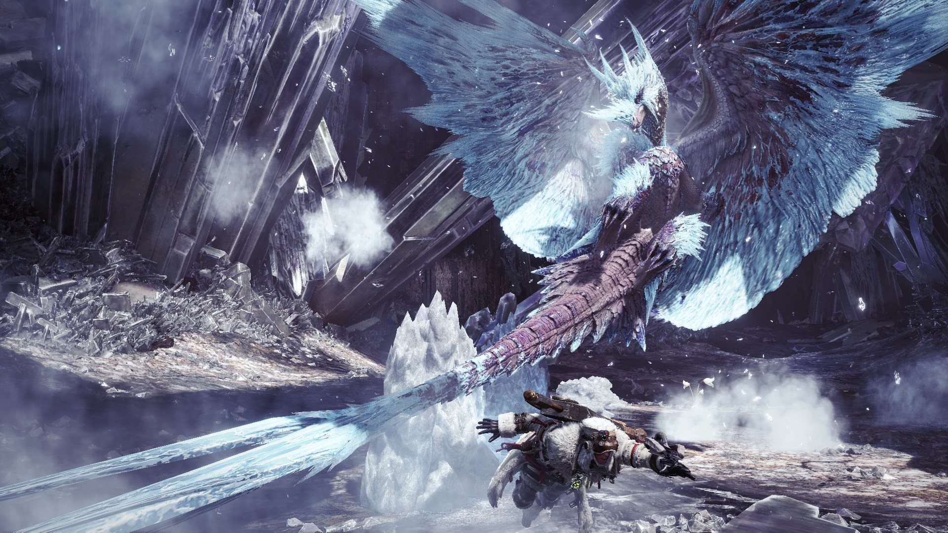 Monster Hunter World Iceborne Velkhana