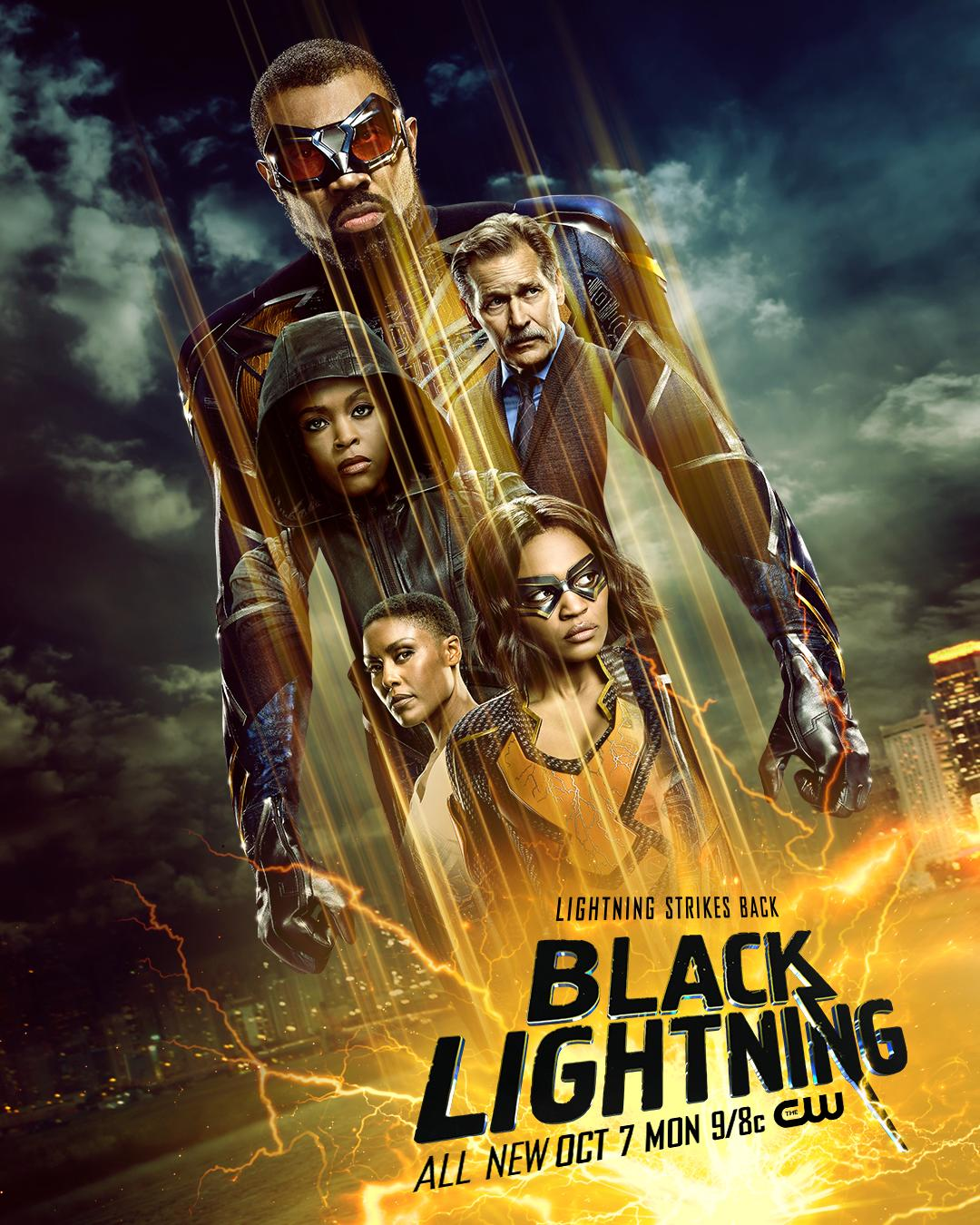 Black Lightning Spinoff About Painkiller to Air as
