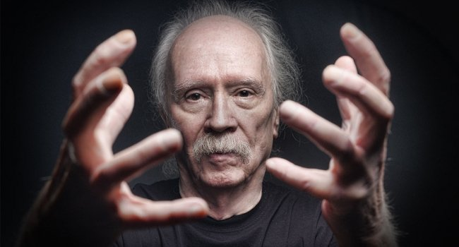 Horror Fans Are Loving That John Carpenter Is A Gamer