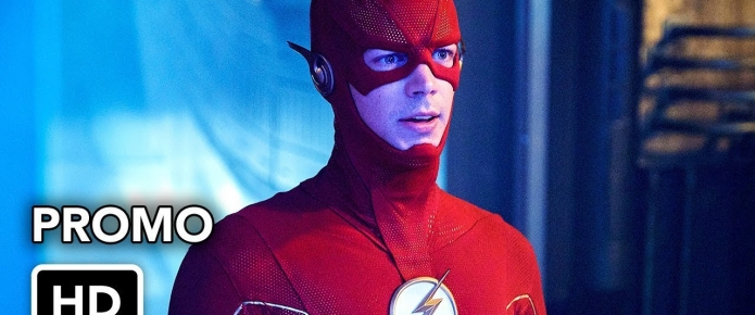 The Flash Goes Back To The Future In First Promo For Next Week's Episode