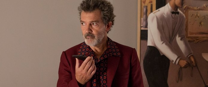Exclusive Interview: Antonio Banderas Reflects On Pain And Glory