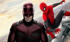 Daredevil Makes His MCU Debut On New Spider-Man 3 Fan Poster