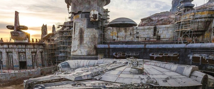 Disneyland Guests Discover Secret Chewbacca Mode On Millenium Falcon Ride