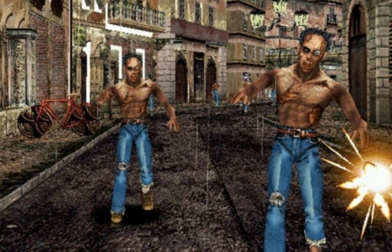 Sega's Classic House Of The Dead Games Are Getting Remakes