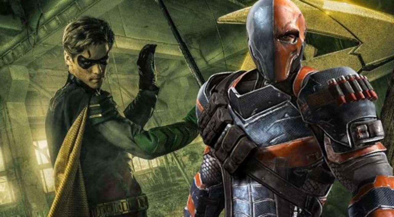 Here's How Deathstroke Fits Into Titans' Season 2 Premiere