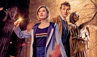 The Thirteenth And Tenth Doctors To Meet In 2020 With New Doctor Who Comic