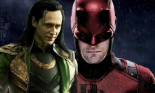 Tom Hiddleston And Charlie Cox Just Won Halloween With Their Marvel Costumes
