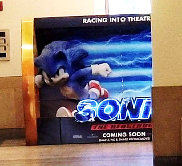 Sonic The Hedgehog Poster Reveals Best Look Yet At The Redesign