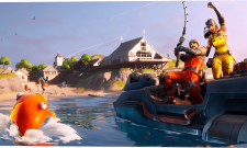 Fortnite Chapter 2: Where To Catch A Weapon With A Fishing Rod In Season 1