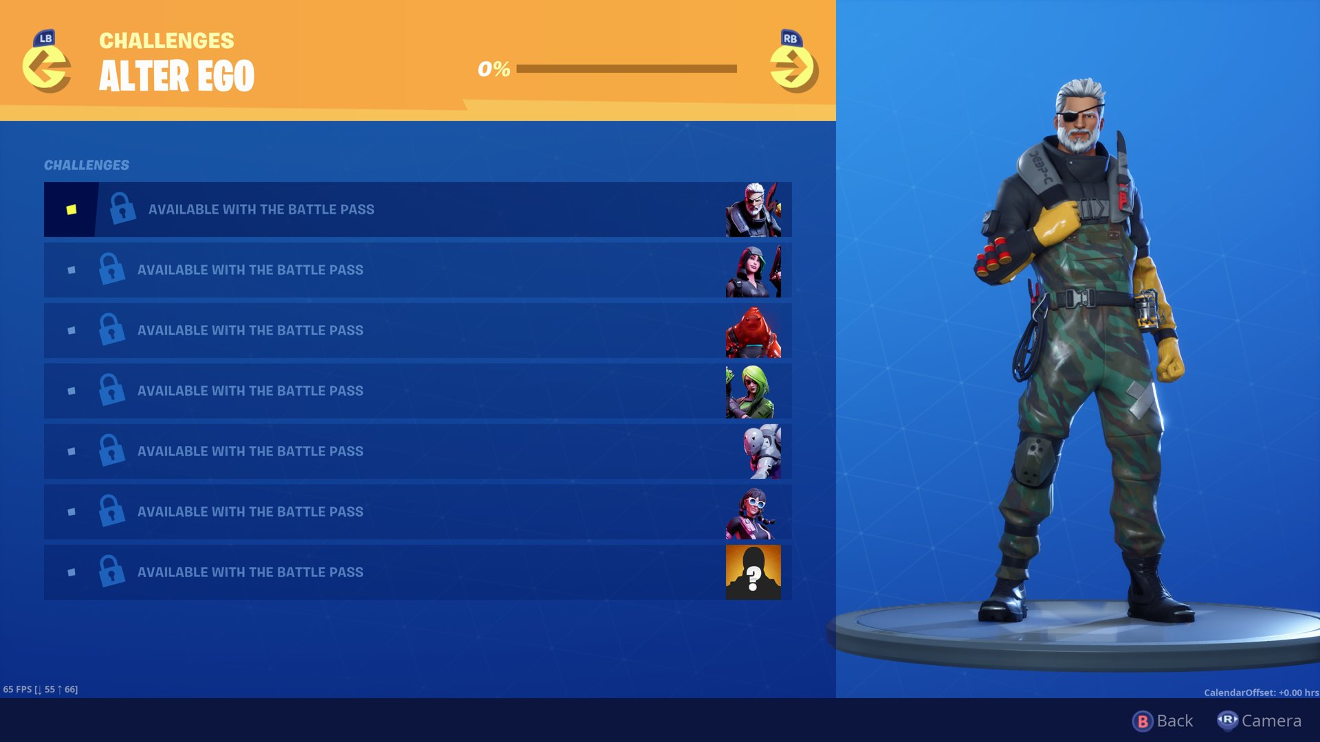 Fortnite Fans Think Chapter 2 Battle Pass Character Is Dc S