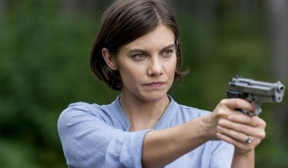 Lauren Cohan Says The Walking Dead Will Be Inspired By COVID-19 And Anti-Maskers