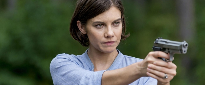 The Walking Dead Director Was Pushing For Maggie To Kill Negan In Season 8