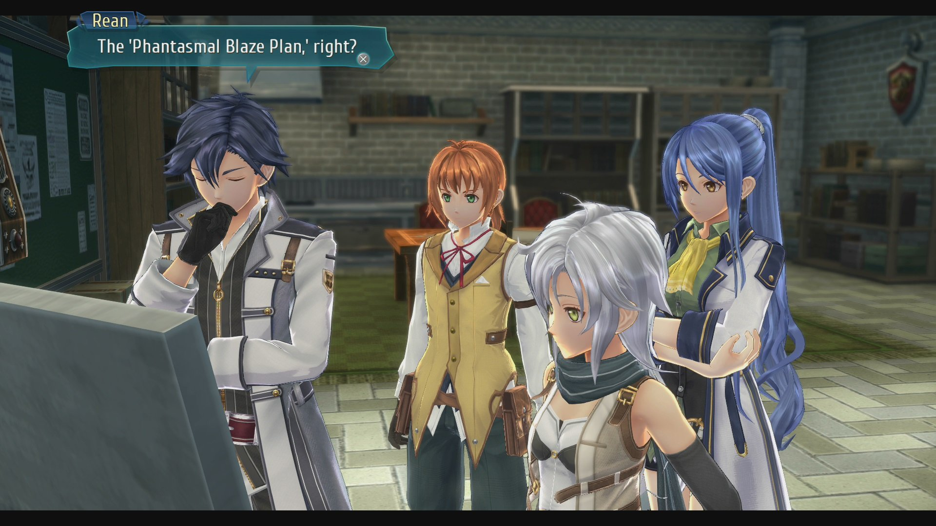 Trails of Cold Steel III Toval
