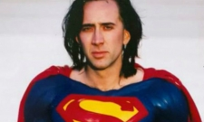 Arrowverse EP Jokes About Nicolas Cage Playing Superman In Crisis On Infinite Earths
