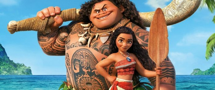 Moana Sequel Reportedly In Development At Disney