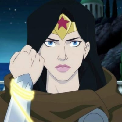 Wonder Woman: Bloodlines Blu-ray Review