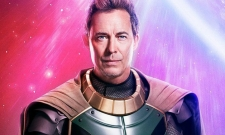 First Official Look At Tom Cavanagh's Pariah In Crisis On Infinite Earths Revealed