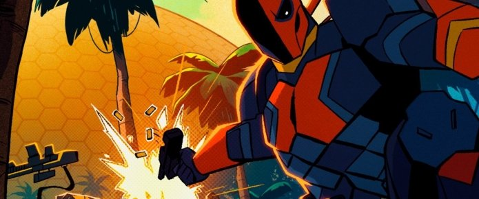 Deathstroke Animated Series Trailer Debuts, Michael Chiklis To Star