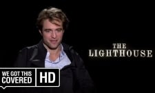 Exclusive Video Interview: Robert Pattinson And Robert Eggers Talk The Lighthouse