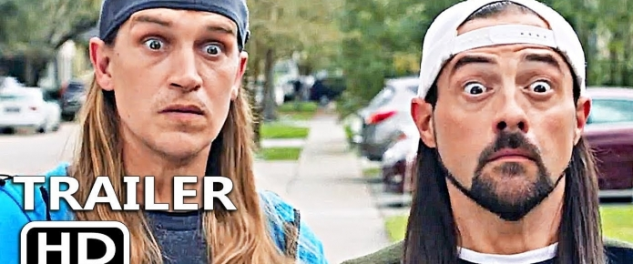 Jay And Silent Bob Reboot Gets One Final Trailer