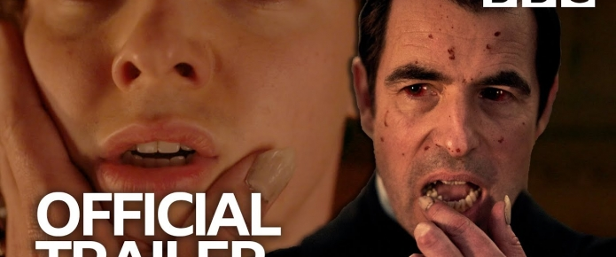 First Trailer For BBC's Dracula Teases Sherlock Creators' New Show